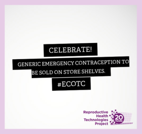 A Big Win for Reproductive Freedom: Generic EC for All