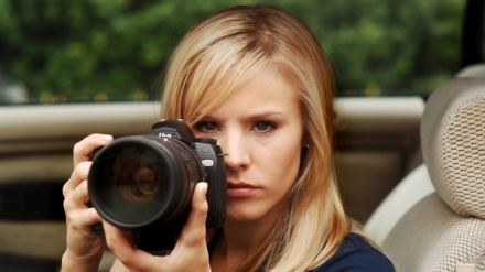 Veronica Mars: We're not worthy! (Image Credit: Wired)